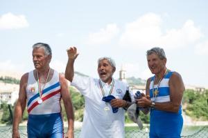 L'energico Mario Sartini (CC Roma)