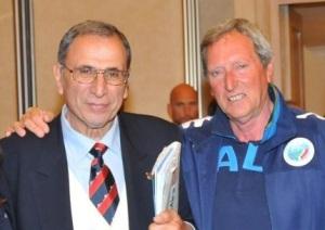 Giuseppe La Mura (DT) ed Antonio La Padula (caposettore PL)