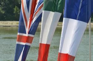 canottaggiomania_Linz_bandiere