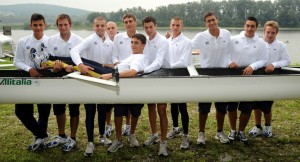 L'otto napoletano alla Coupe di Linz 2011