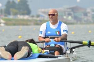 Fabrizio Caselli è in finale al Mondiale in singolo