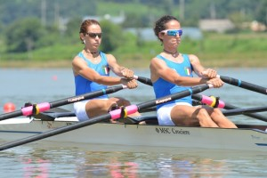 Laura e Betta in finale per il World Rowing Award 2013