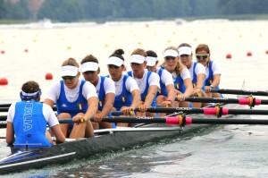 L'otto femminile accede alla finale