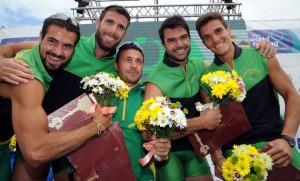 Gioia Coastal ai Mondiali di Bari