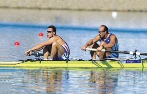 Rolland, capovoga del due senza campione olimpico a Sidney 2000