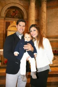 Con Valeria e Gioele