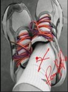 Le scarpe di Romano Battisti