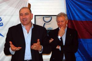 Giuseppe Abbagnale e Luciano Buonfiglio