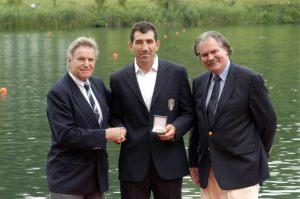 Agostino riceve la Thomas Keller Medal