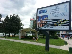 Prima giornata europea a Belgrado