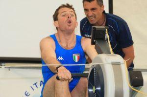Francesco Di Donato con coach Del Gaudio