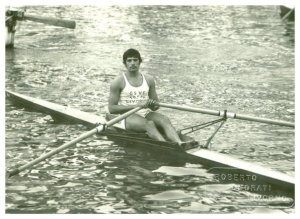Marco Marconcini nel 1974...