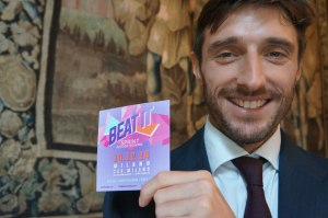 Mario Palmisano, l'ideatore di Beat It