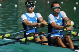 Ruta e Micheletti non tradiscono (foto Perna)