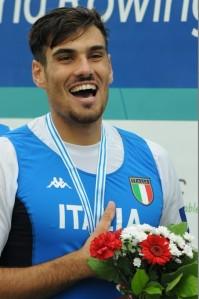 Giuseppe Vicino (foto M. Perna)