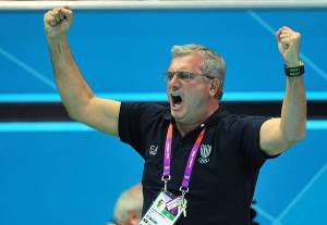 Olympic Games 2012 Water Polo