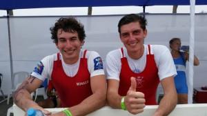Quentin e Giuseppe