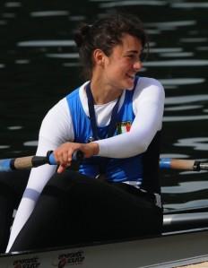 Sara Bertolasi (foto Perna)