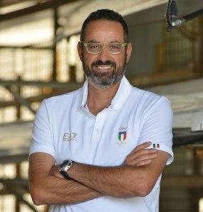 Franco Cattaneo, il nostro head coach e caposettore della Coppia