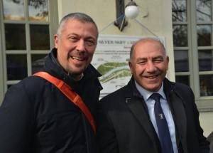 Giovanni Miccoli e Giuseppe Abbagnale