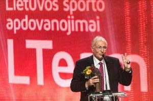 Giovanni Postiglione, miglior tecnico in Lituania nell'anno delle Olimpiadi di Rio